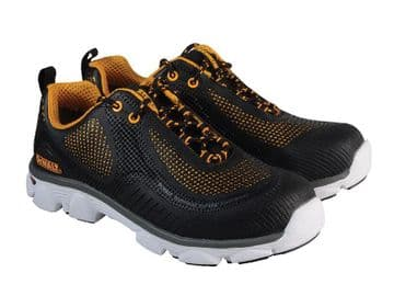 Krypton PU Sports Safety Trainers UK 12 EUR 46